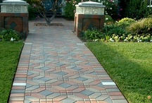 Paved Walkways