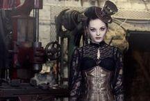 Steampunk / by Amanda Oswell