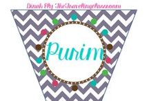 Purim  / Based on the book of Esther!