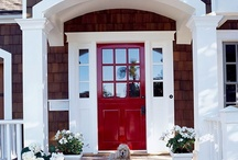 Entryway Doors and Sliding Glass Doors / Sales & Installation of windows and doors in Cape Cod, Southeastern, ma, & RI.  Harvey Windows, Andersen, Pella are a few of our industry favorites!
