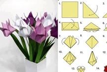 WZORY sztuczne kwiaty