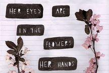 Quotes /words /lyrics / by Margotreesepuhtoo