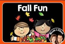 Fall Teaching / Welcome! We hope you find some inspirational teaching ideas & resources while you're here. To collaborate with us, follow us and email your Pinterest link and the name of the board(s) you are interested in to NicoleAndEliceo@gmail.com Pinners, please DO limit pins to three per day, pin a variety of items and write thoughtful descriptions. Please DON'T repin items, pin paid products or invite others to this board. Thanks & happy teaching! / by Nicole and Eliceo