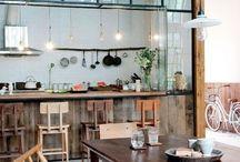 KARAKÖY / Cafe & Hotel