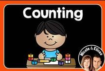 Counting Numbers / Welcome! We hope you find some inspirational teaching ideas & resources while you're here. To collaborate with us, follow us and email your Pinterest link and the name of the board(s) you are interested in to NicoleAndEliceo@gmail.com Pinners, please DO limit pins to three per day, pin a variety of items and write thoughtful descriptions. Please DON'T repin items, pin paid products or invite others to this board. Thanks & happy teaching! / by Nicole and Eliceo