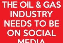 Oil and Gas Industry Social Media Management / Viral In Nature Inc. is a Social Media Management firm that specializes in Crisis Communication.  This board highlights the Oil and Gas industry. www.viralinnature.com