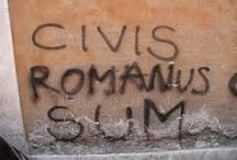 Immersive Latin in Rome / Immersive Latin in Rome summer program led by Nancy Llewellyn, PhD is an on site, investigative spoken Latin language program. Latin is everywhere and we want to show it to you.