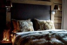 *Rustic (mountain cabin)
