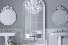 *Glam Castle Chic / Interior
