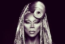 Life's a Drag / For all of Ru's little hunties out there. Never give up chasing after your dreams. Work!  / by Alexa Shelby