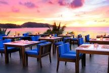 La Flora Patong, Thailand / In an area renowned for its big resorts, La Flora provides a fabulous alternative for discerning clients who wish to enjoy the thriving nightlife and shopping offered in the Patong region, but from the comfort and luxury of this beachfront boutique resort.