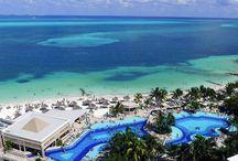 Cancun, Mexico / by Tina Serafini