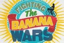 Reading List:  Bananas, Fair Trade / Banana Books