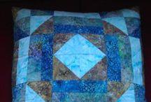 Zelf gemaakt / quilten, patchwork