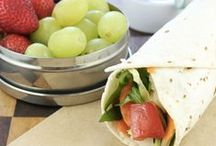 Satisfying Sandwiches / Creatively crafted sandwich recipes for an easy meal any time. / by Alexia Foods