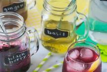 Cocktails + Wine / Fun and festive drink recipes and all your favorite wine varieties. / by Alexia Foods
