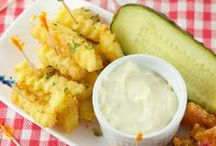 Game Day Snacks / The perfect snacks to to make for the big game! / by Alexia Foods