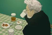 People Illustration / illustration of various people.