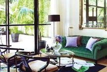 Eclectic Rooms / To share photos of remarkable rooms with eclectic decorating.  This board is for all people, if you want to participate please send me an email to eclecticrooms@gmail.com. / by Ruth Cruz Blanco