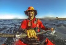 Baja California 2015 / circumnavigating Isla Espiritu Santo, and paddling to Isla Tortuga. Baja California