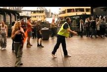 Some flash mobs I've liked