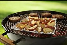 Summer Cookout Ideas / Take the kitchen outdoors to cook and dine al fresco.