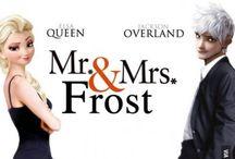 Elsa & Frost