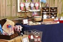 4th of July / Food and flair for 4th of July fun. / by Alexia Foods