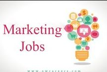 Marketing Jobs / Hey! check out latest marketing jobs from all around the world and share with your friends.