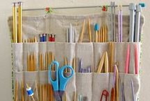 Knitting - Organize tools