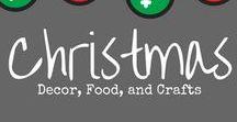 Christmas Decor, Food & DIY