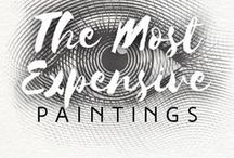 The Most Expensive Paintings / Check out the most expensive paintings in the world with Drawberry