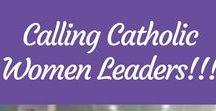 Catholic Women's Leadership