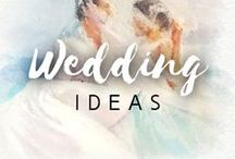 Wedding Ideas / Your wedding day should be unforgettable. Drawberry has found some great tips for your wedding day.