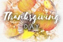 Thanksgiving Day / Thanksgiving Day is one of the most special days of the year. Drawberry is sharing cool ideas for making your celebration memorable and cozy