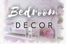 Bedroom decor / These ideas will make your bedroom both stylish and cozy. Save them, try them and tell Drawberry all about how you liked it