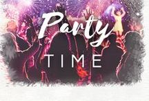 Party time! / Have a party coming up? Don't worry! This party is going to be GREAT! Just check out these tips and try them.