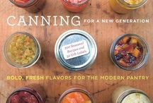 Canning Veggies and Fruits