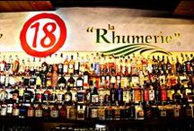 Il Locale / Le foto che ritraggono l'architettura del locale La Rhumerie.