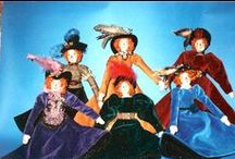 Dolls for sale by Barb Spencer