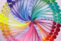 Color Wheel Ideas / Journey to the Golden Fleece Module One Task