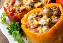 Recipes / Some easy prep throw together dishes. ENJOY