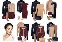 Базовый гардероб / Basic Wardrobe / Как составить базовый гардероб, примеры базового гардероба, основной набор вещей в гардеробе, гардеробные капсулы
