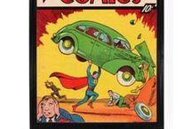 Comic Book Prints