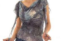 Γυναικεία Μόδα | Καλοκαιρινές Πουκαμίσες - Μπλούζες / Υπέροχες, αέρινες πουκαμίσες.