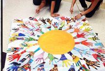 Samarbeid, klassemiljø