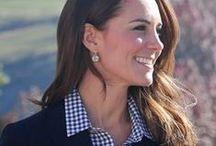 Кейт Миддлтон в стиле кэжуал / Kate Middletone Casual looks