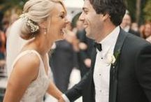 Bridal/Bridal Party Hair Styles / Both inspirational ideas and hair we have done here at Fantasia!