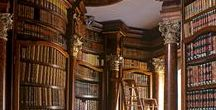 The Library // Elemental Story