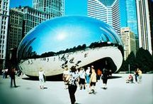 Chicago / Pictures and fun things to do in the city.